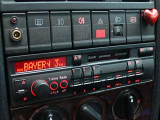 Audi 80 Cabrio 12 91 Radio Tieferlegen